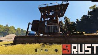 Rust Update 64: Mining Quarry & Water Catchers