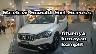 Review suzuki SX4 Scros  facelift automatic 2018 Indonesia