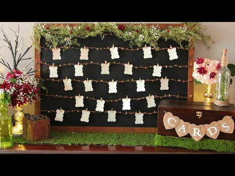 AFFORDABLE WEDDING DECOR DIYS