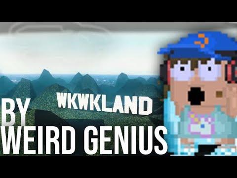 wkwk land - weird genius [growtopia]
