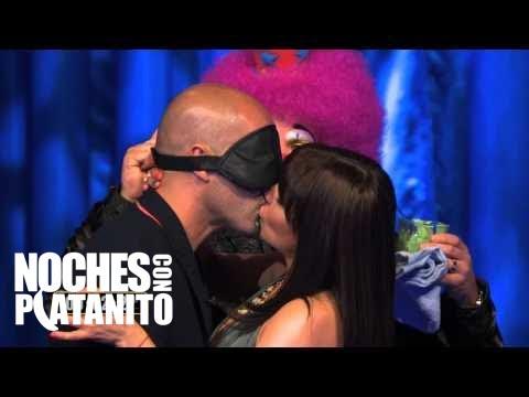 Besos con Sabor con Vanessa Bouche, Alejandra Pinzon, y Fernando Carrillo.