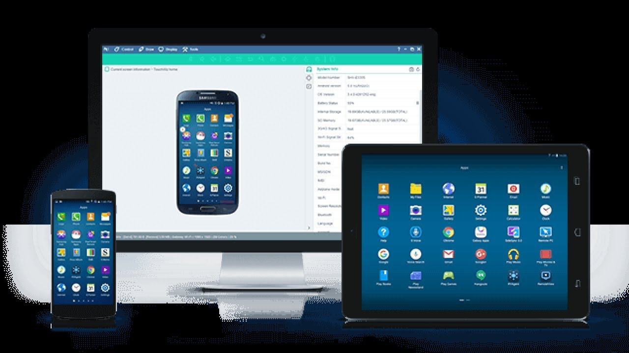 Android remote control app | Chrome remote desktop android | Remote desktop  software
