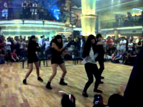Ice Cream♥ - Chocolate Love [F(x) - Dance cover] Tomodachi White day 2012~