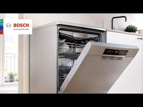 Bosch Serie | 6 Dishwasher Review And Demo