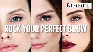 Rock Your Perfect Brow