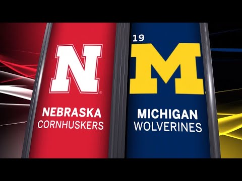 Nebraska at Michigan: Week 4 Preview   Big Ten Football