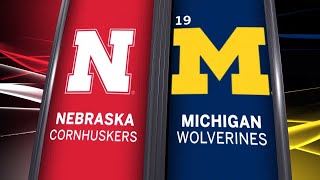 Nebraska at Michigan: Week 4 Preview Big Ten Football