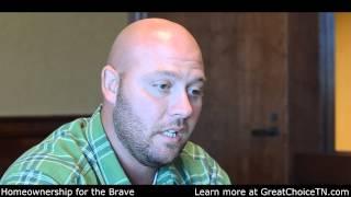 Faces behind the Funding: U.S. Marine Corp. Veteran John Drinkard