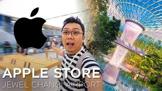 Gambar cover World's First Apple Store in an Airport