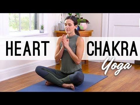 Heart Chakra Yoga For Beginners  |  Yoga With Adriene