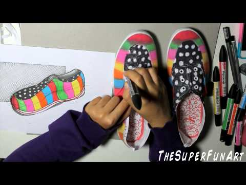 how-to-decorate-sneakers