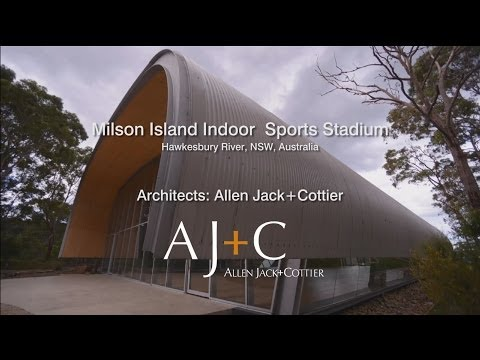 AJ+C Milson Island Indoor Sports Stadium