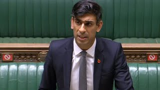 video: Politics latest news: Rishi Sunak says 'economic emergency has only just begun' - watch live