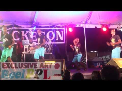 X CLUSIF Perform @ AIDONIA Concert Mashramani 2014 Guyana [FREE*PROMO~RepYourCity @ ReelPPL.com]