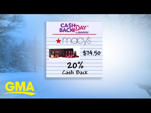 The Mayor Pete Kennedy - Save big $$$ today on Cash Back Day!  Here's how.
