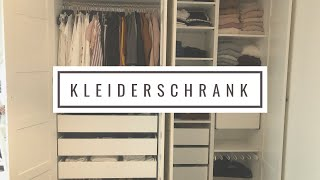 Kleiderschrank ausmisten und NEU einrichten | SIMBA Matratze | wie mache ich mein Bett