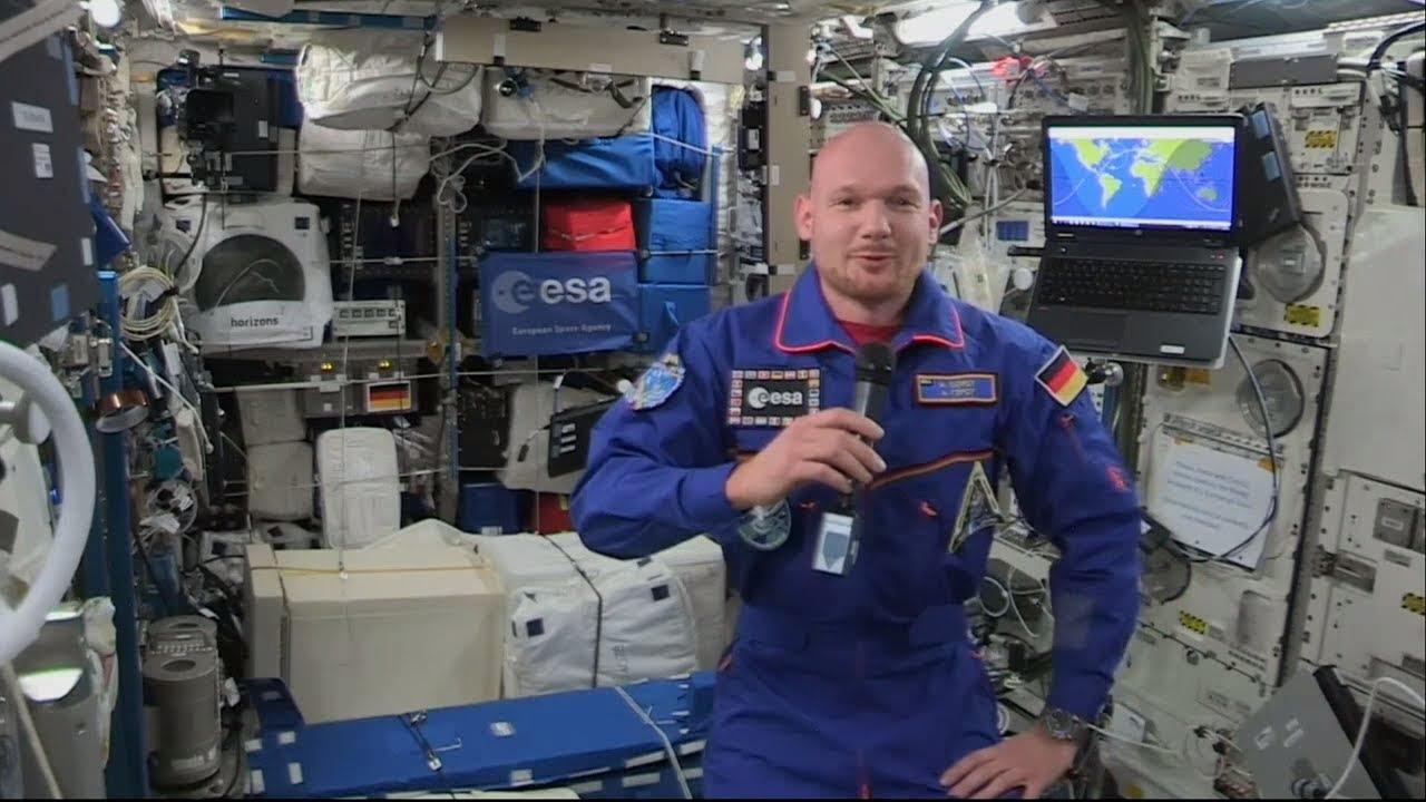 Alexander Gerst kehrt auf die Erde zurück
