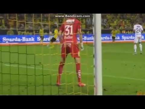 Borussia Dortmund Vs Wolfsberger: 5 - 0 ~ Henrikh Mkhitaryan Goal 06/08/2015 HD
