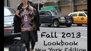 Fall 2013 Fashion DIY Lookbook | New York Edition