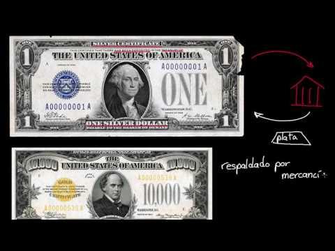 Dinero fiat vs. dinero mercancía | Macroeconomía | Khan Academy en Español