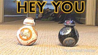 Star Wars blips hey you Sphero edition