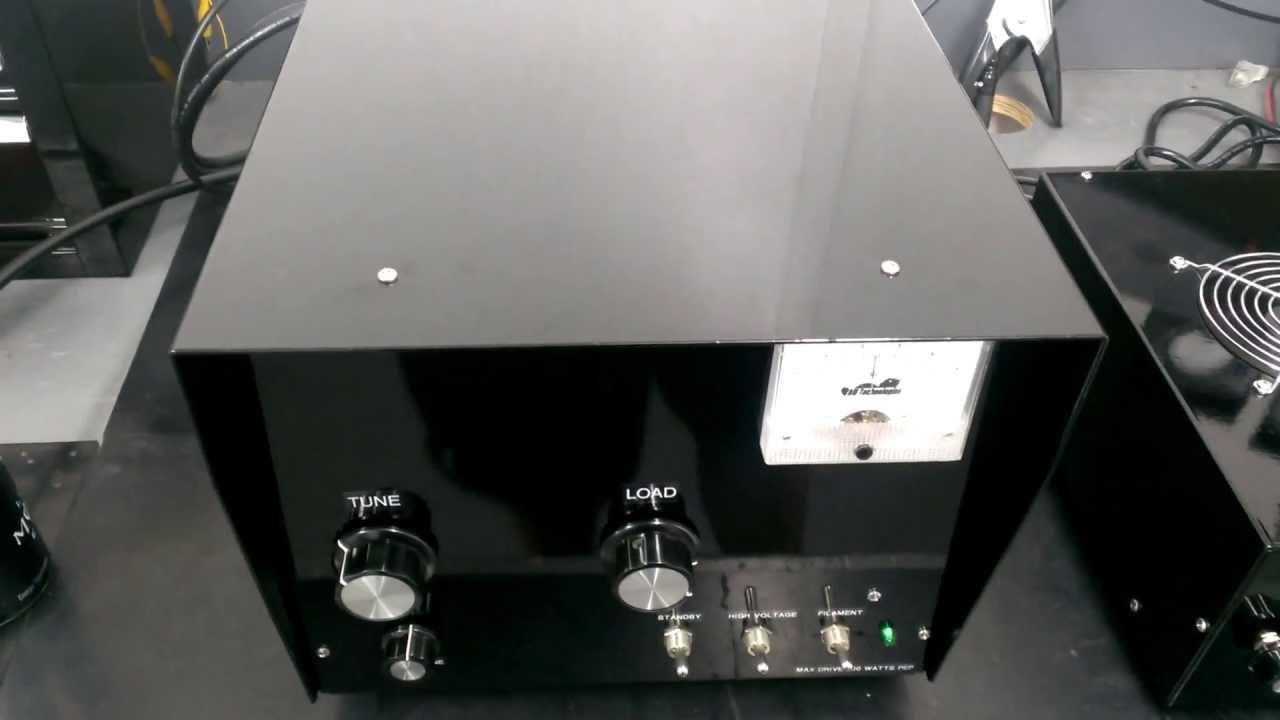 BM Technology Single GI6b amplifier