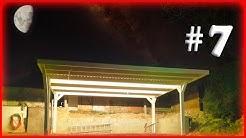Projekt Carport #7 - Elektrik - Beleuchtung - Überwachung