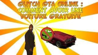 Glitch GTA Online : Comment avoir une voiture de luxe sans payer