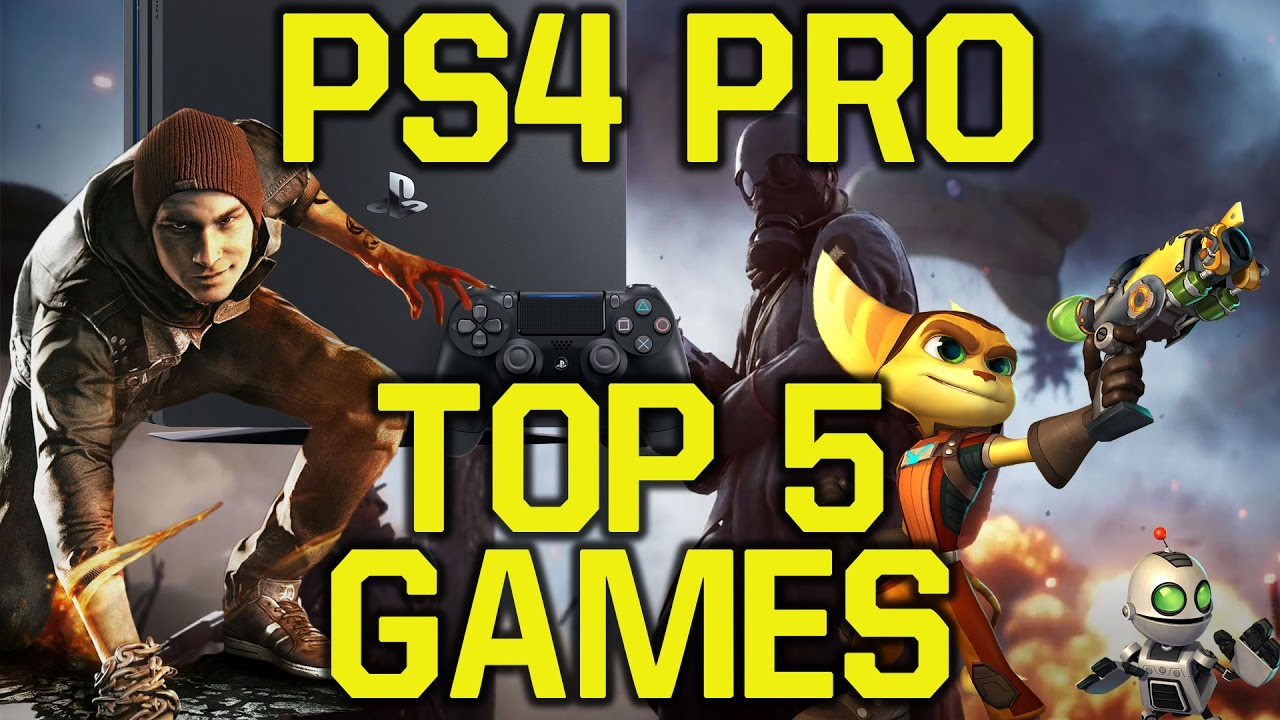 Top Ps4 Games For Ps4 : Ps pro games top playstation