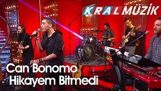 Kral POP Akustik - Can Bonomo -  Hikayem Bitmedi
