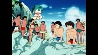 あたるはついに思い通りになるサクラを手に入れる!? 海水浴場の砂で作っ...