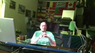 DIY - CREATE AMAZING HOLOGRAPHIC 3D DISPLAY FROM ANY LAPTOP OR MONITOR UNDER 10 BOX -(2)  2015(After the introduction of my Puxglass , the Mono Holographic screen for any Laptop or Display , I make a test with more light at day time Summer - and we find ..., 2015-08-07T13:17:42.000Z)
