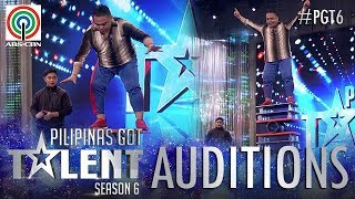 Pilipinas Got Talent 2018 Auditions Abe Velasco - Circus Act