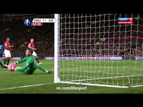 Manchester United 1:2 Arsenal