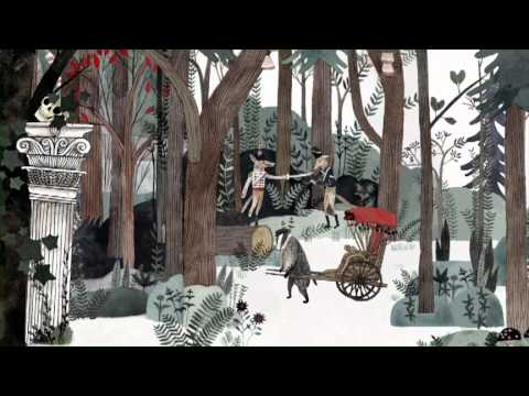 WILDWOOD by Colin Meloy, illustrated by Carson Ellis