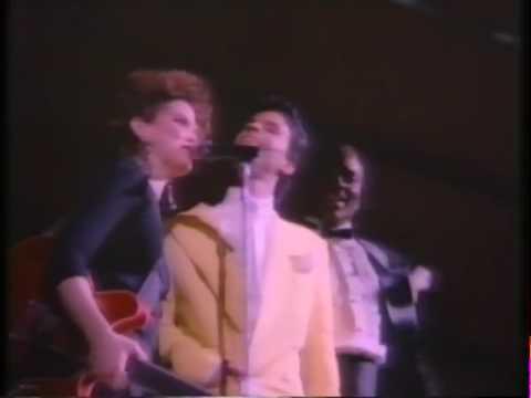 Happy Birthday Prince & The Revolution - Parade Tour - Detroit USA - June 7th 1986