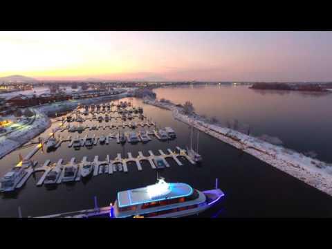 Tri-City Washington   4K UHD   Drone Video