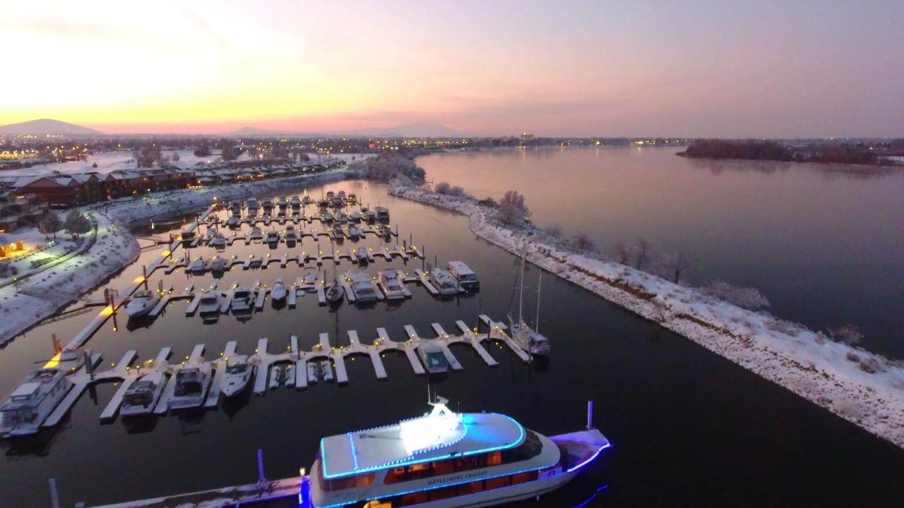 Tri Cities Washington >> Tri City Washington 4k Uhd Drone Video