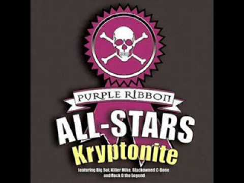 Purple Ribb AllStars KryptiteIm  it