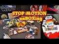 STAR WARS STOP MOTION Funny UnBOXing Kinder SURPRISE Egg Überraschung Üei NEW Disney 2016 Sterne mp3