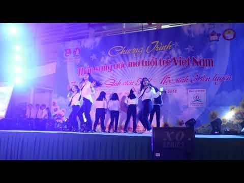 D4U-f3 Chương trình Thắp sáng ước mơ tuổi trẻ Việt Nam 2018