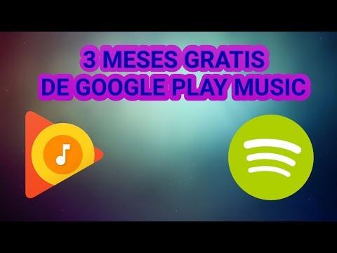 Cuenta Google music Premium gratis (Netflix, spotify, totalmente gratuitas)
