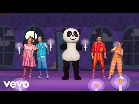 Panda e Os Caricas - Fantasmas (Official Video)