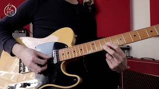 The Essential Country Bending Lick | Guitar Lesson