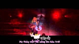 [Vietsub+Kara YANST] A New Day Has Come - Celine Dion (Live From Las Vegas 2007)