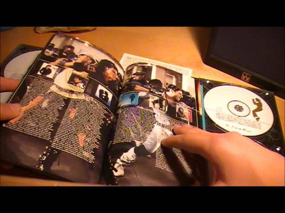 Michael Jackson Ultimate Collection: The Ultimate Collection (Unboxing)