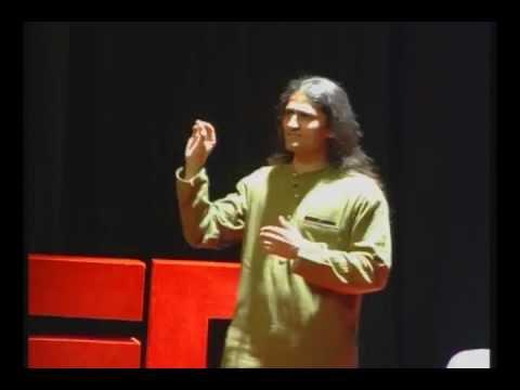 TEDxSIBMBangalore - Mr. Dinesh Ghodke - Youngest Art of living teacher