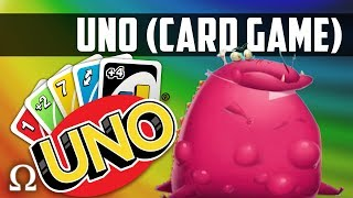THE GOOD SUCCDRAGON IS BACK! | Uno Card Game #44 Funny Moments