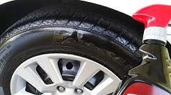Auto drive tire shine review new formula