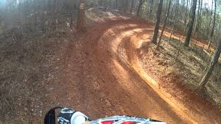 Durhamtown Single Track and Main Trails